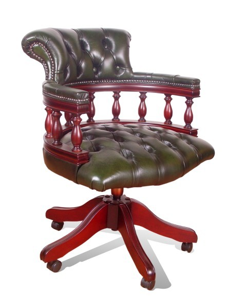 suggestions for a steampunk office chair