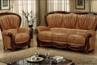Elegant Leather Sofa Sale  %Post Title