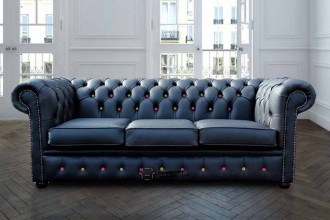 chesterfield-3-seater-black-leather-sofa-pink_yellow-buttons-offer