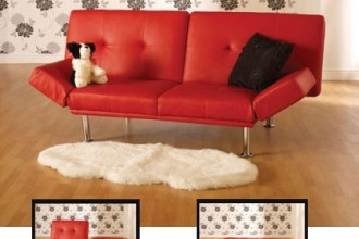 sonya-red-2-seater-sofabed