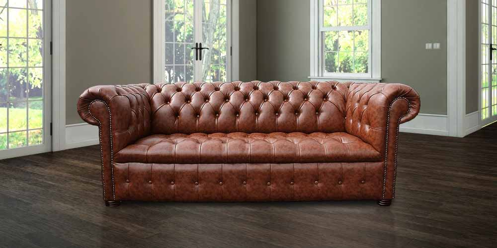The Chesterfields Leather Furniture Available In The Manchester