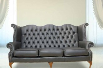 chesterfield-3-seater-queen-anne-high-back-wing-chair-uk-manufactured-black
