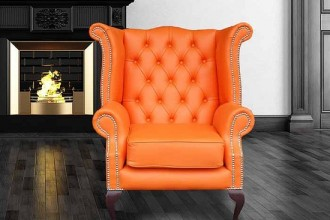 Wing Chairs That Can Really Rock  %Post Title