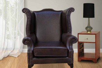 saxon-chesterfield-queen-anne-high-back-wing-chair-old-english-red-brown