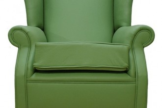 apple-green-leather-fireside-wing-chair