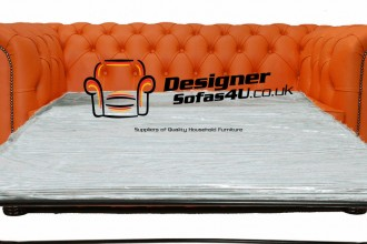 chesterfield-2-seater-orange-leather-sofabed (1)