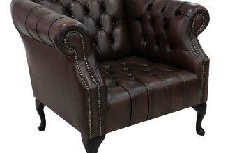 Enjoy a Chesterfield armchair on finance  %Post Title