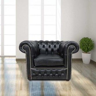 chesterfield-winchester-low-back-club-armchair-old-english-black-leather
