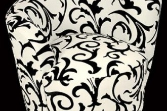 luxembourg-tub-chair-floral-black-and-white