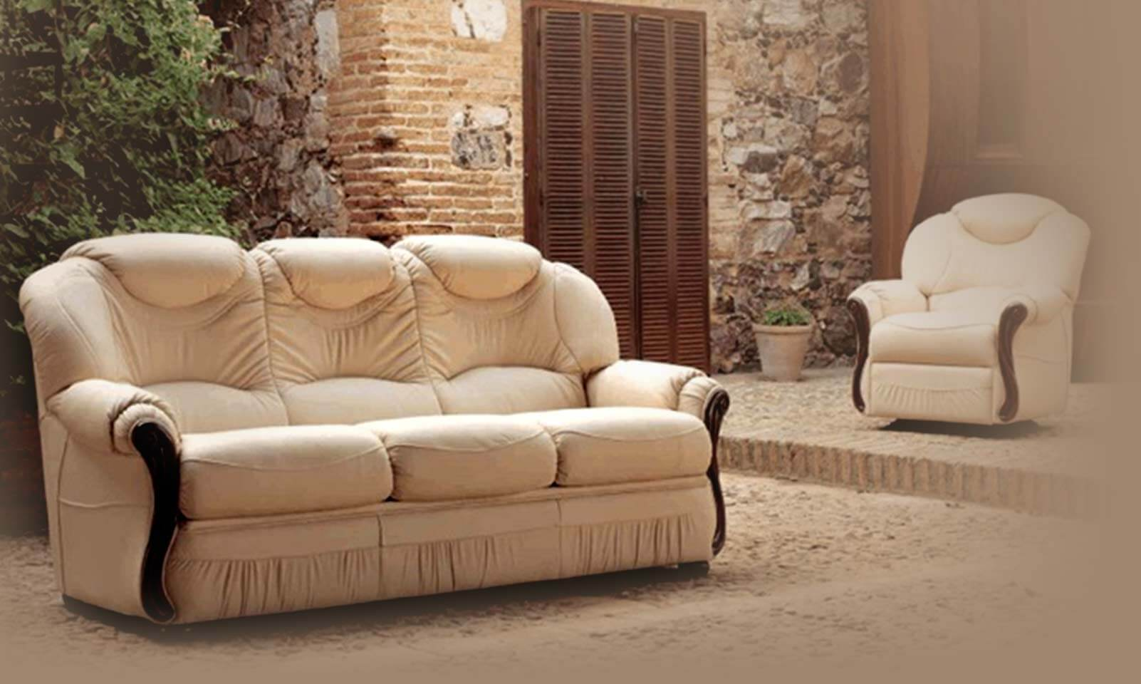 Italian Leather Sofas – Genuine Italian Leather