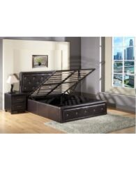 Alice Storage Bed (Single, Double, King)