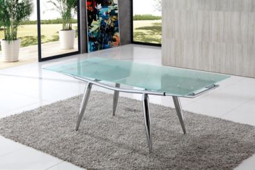 Belvedere Glass Dining Tables