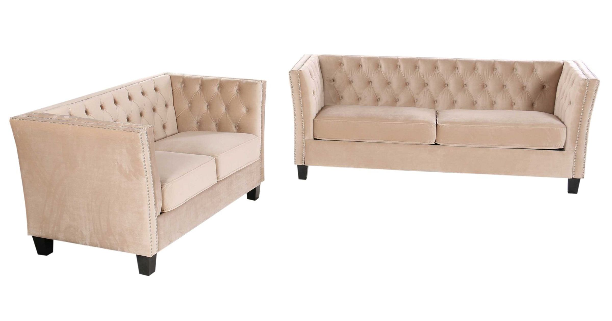 Picture of: Chesterfield Sofas Now In Flat Pack