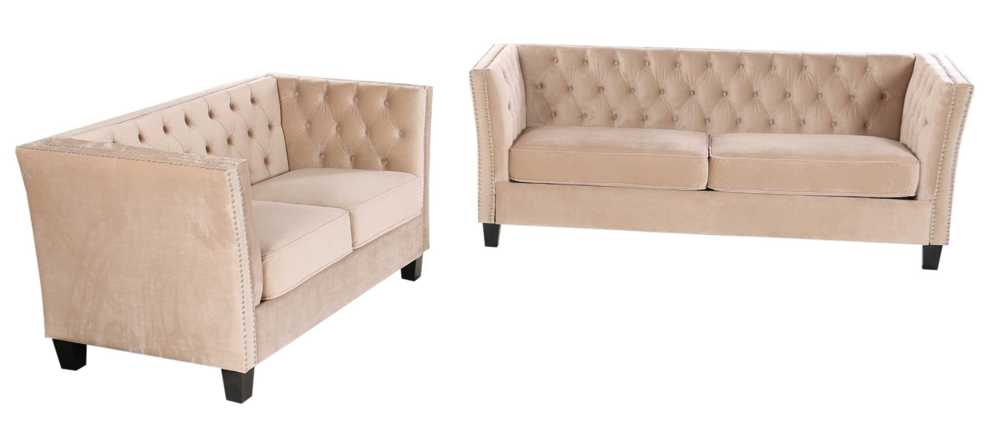 Chesterfield Sofas: Now in Flat-Pack!