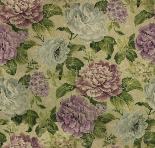 Florence Print Heather