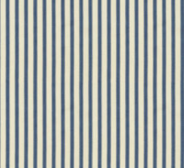 Hamble Stripe Blue