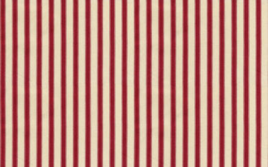 Hamble Stripe Red