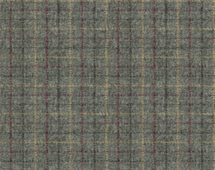 Harris Tweed Bentham Check Slate