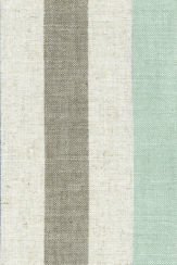 Lytham Stripe Duck Egg/grey