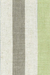 Lytham Stripe Lime/grey