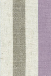 Lytham Stripe Plum/grey