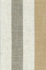 Lytham Stripe Toffee/grey