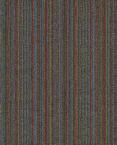 Morris Wool Stripe Col 1
