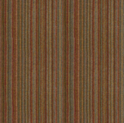 Morris Wool Stripe Col 2