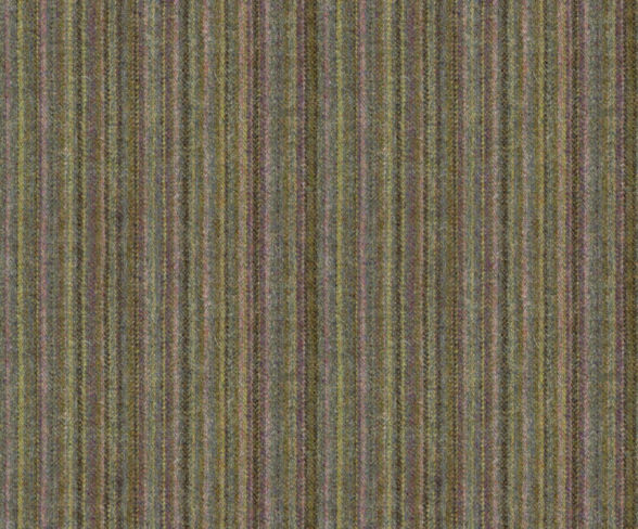 Morris Wool Stripe Col 7
