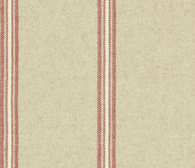 Nautical Racing Stripe Red