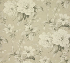 New England Floral Print Clay