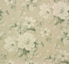 New England Floral Print Thyme