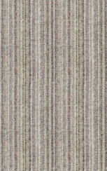 New England Wool Stripe Damson
