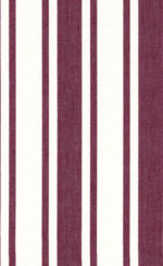 Wexford Stripe Raspberry