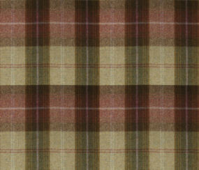 Wool Plaid Autumn Berry
