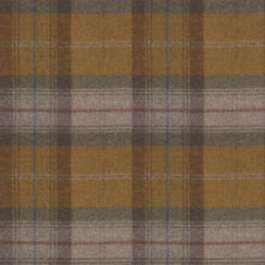 Wool Plaid Autumn Gold