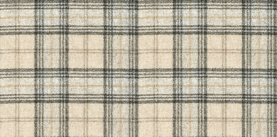Wool Plaid Bamburgh