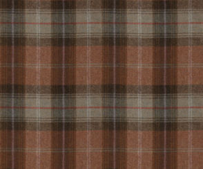 Wool Plaid Chestnut Tree