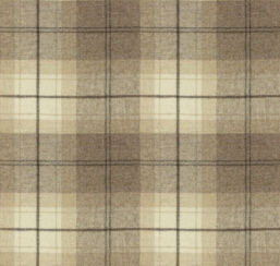 Wool Plaid Devon Fudge