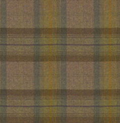 Wool Plaid Olive Grove