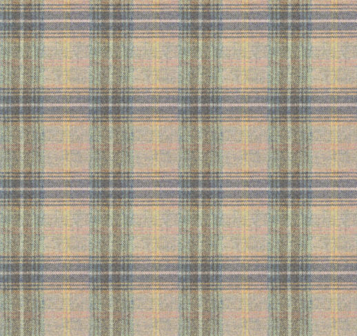 Wool Plaid Scarista