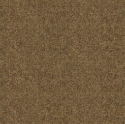 Wool Plain Peerie Chocolate