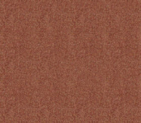 Wool Plain Peerie Terracotta