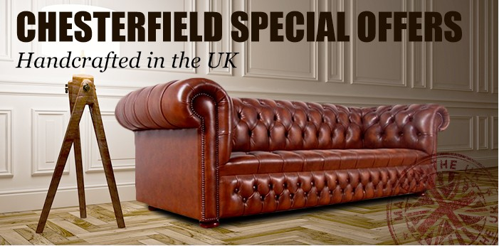 Chesterfield Sofas and More: Live a Luxurious Life