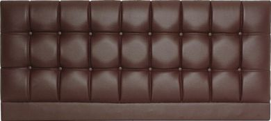 Saturn Chocolate - Kingsize Bed Headboard