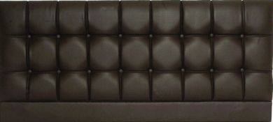 Saturn Expresso - Super Kingsize Bed Headboard
