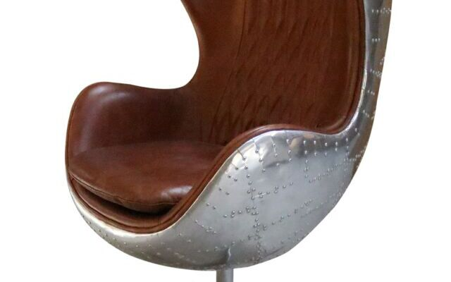 Want Something a Little Different from an Armchair? Aviator Swivel Chairs are the New 'in' Thing