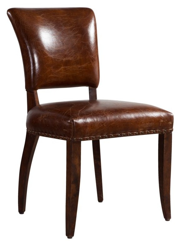 Outstanding Jute Vintage Leather Distressed Dining Chair Cjindustries Chair Design For Home Cjindustriesco