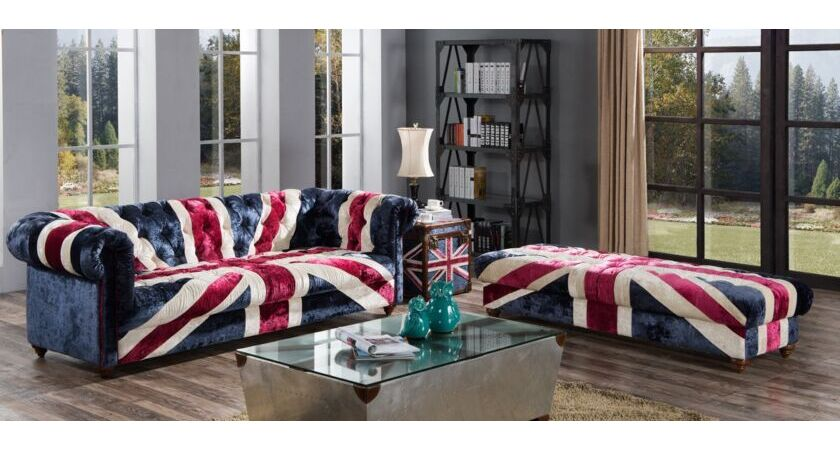 Where Can I Find A Union Jack Chesterfield Sofa