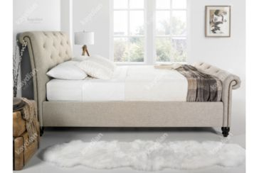 BELFORD 6ft bed Oatmeal